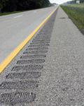 Highway rumble strip